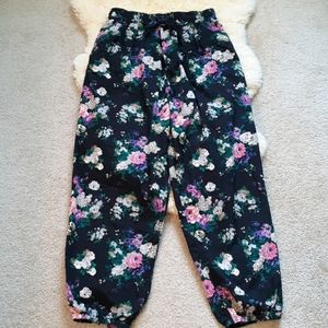 Urban Outfitters Floral Pants